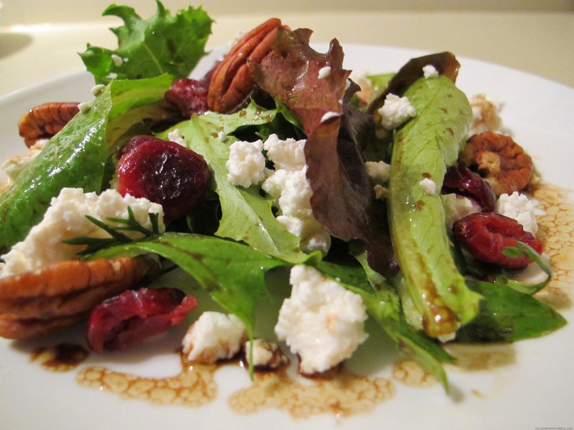 Gourmet Green Salad Recipes